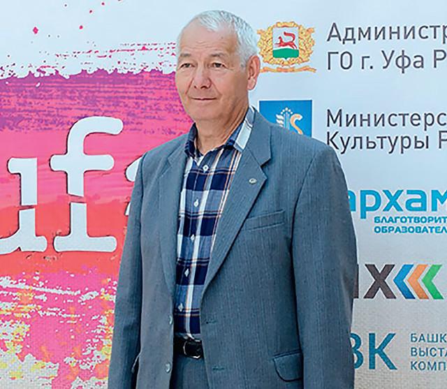 Художник Риф Абдуллин