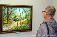 «И небо – в зеркале реки...»: персональная выставка художника Ралифа Ахметшина
