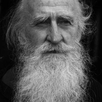 «Старик с седой бородой», Рамиль Кильмаматов