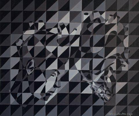«Реминисценция», Анна Анпилогова, 2014, холст, масло