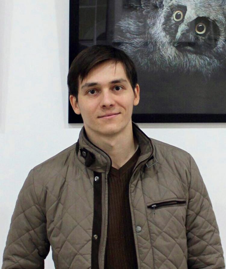 Художник Руслан Султанов