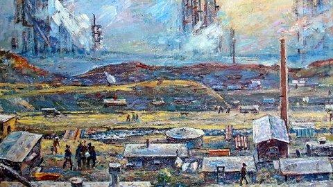 Открытие выставки «Башкирия – нефтяной край!»