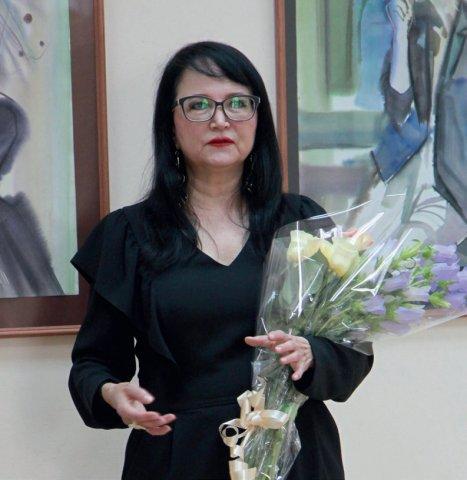 Художник Ирина Гатина-Обрусник