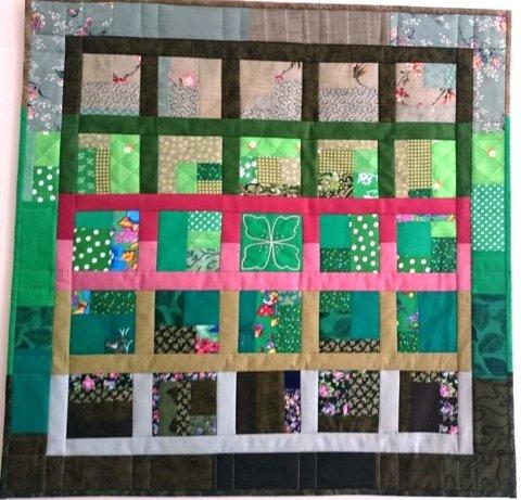 «Лето за окнами», Стелла Маркова