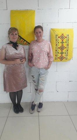 Выставка «XX-XXI». Живопись. Рената Малютина и Ольга Фролова