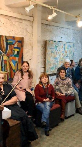 Традиционный вечер-концерт в честь дня рождения Наиля Латфуллина