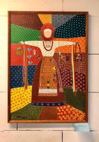 «От Эйфелевой башни до Монумента Дружбы»: открытие выставки «Baguette Каймак»