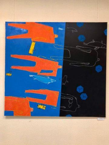 «Вектор» – выставка работ художника Глеба Голубева