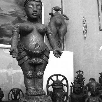 «Ишварамма», Ляля Галеева
