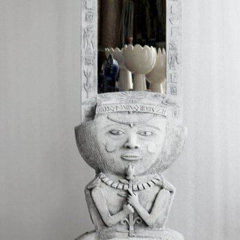 «Женщина, Мужчина, Зеркало», Ляля Галеева