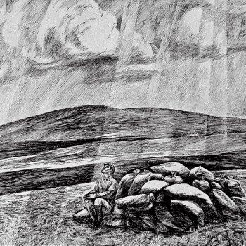 «После уборки», Эрнст Саитов