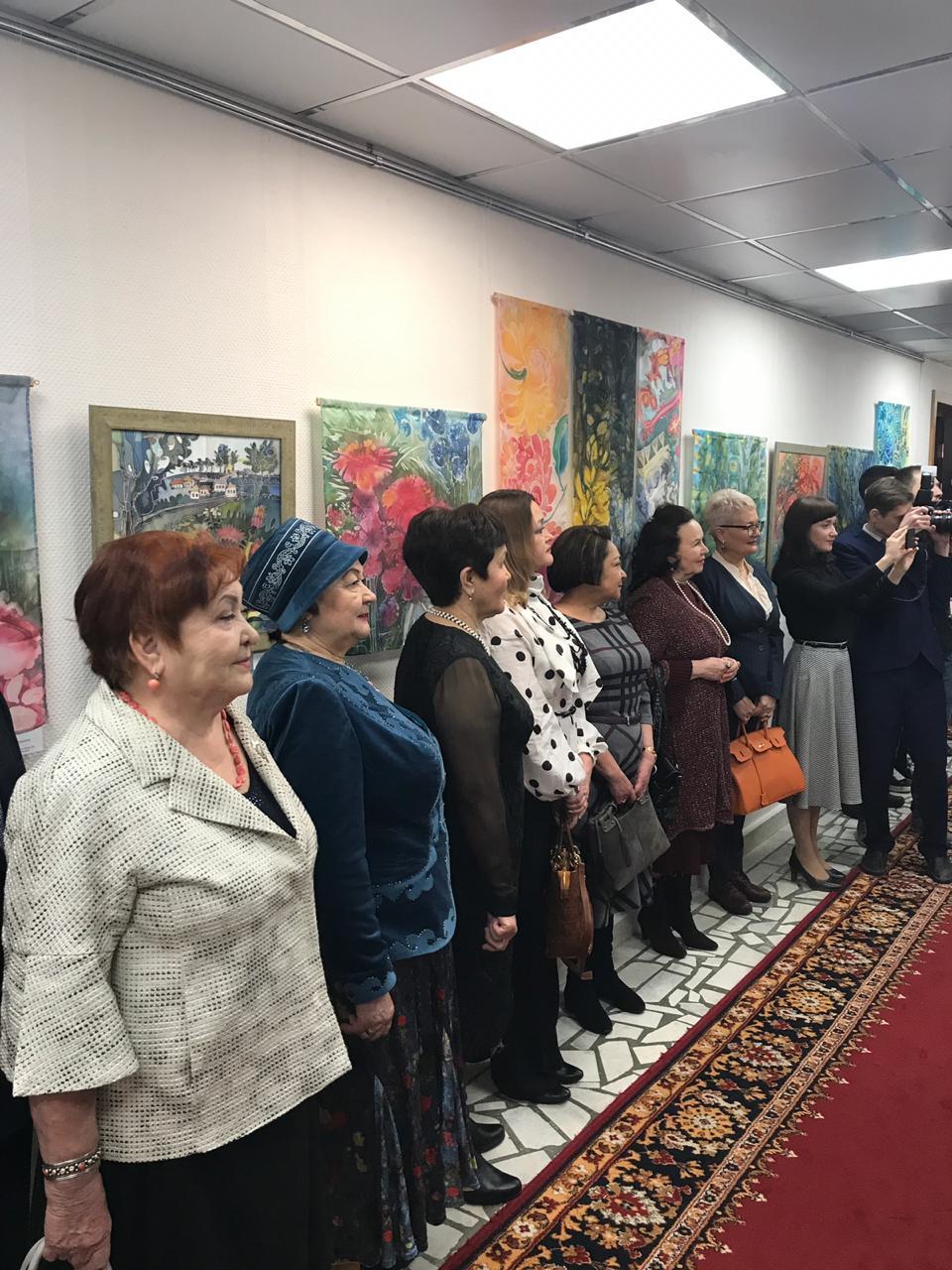 «Весенняя рапсодия» в Государственном Собрании – Курултае Республики Башкортостан