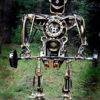 «Робот-спортсмен», Айдар Минимуллин
