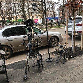 «Трубач на кленовом бульваре», Айдар Минимуллин