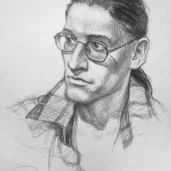 «Портрет Ильфата», Клим Галимов