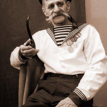 «Старый моряк», Юрий Пичугин