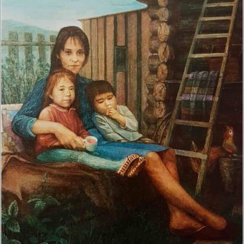 «В гостях», Файзрахман Исмагилов