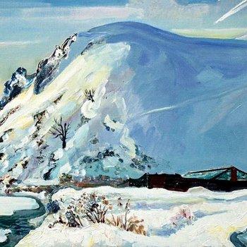 «Под горой», Михаил Кузнецов