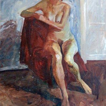 «Модель», Хайдар Кульбарисов