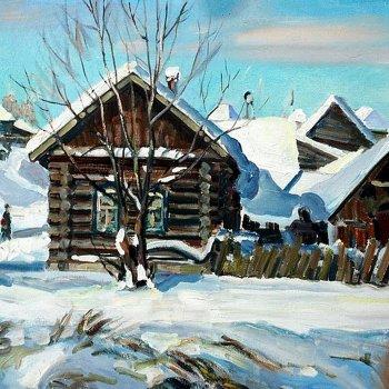 «Домик», Михаил Кузнецов