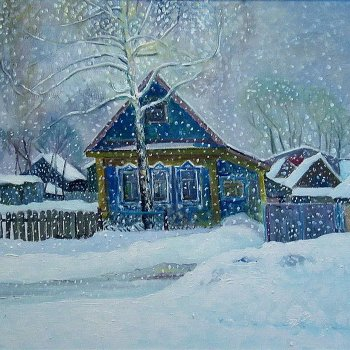 «Снег идет», Михаил Кузнецов