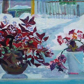«Зима за окном 2», Михаил Кузнецов