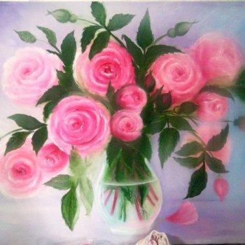«Розовое облако», Расима Валишина