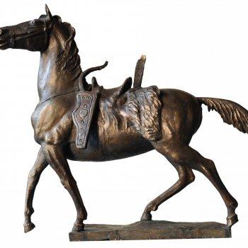 «Боевой конь», Ханиф Хабибрахманов