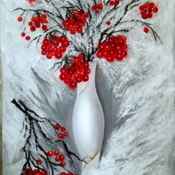 «Сладкая рябина», Расима Валишина