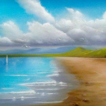 «Море», Расима Валишина
