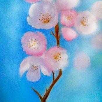 «Веточка яблони», Расима Валишина