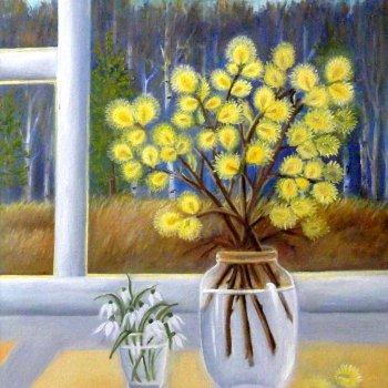 «Дыхание весны», Расима Валишина