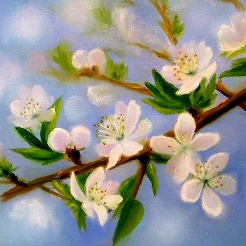 «Яблоневая веточка», Расима Валишина