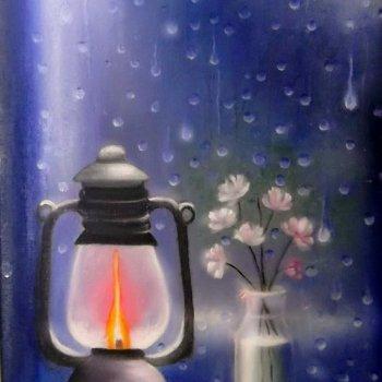 «Осенний свет», Расима Валишина