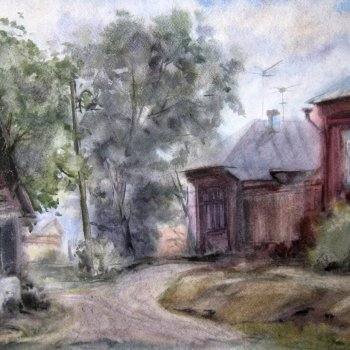«Теплый вечер 2», Валентин Иванов
