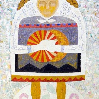 «Любимой бабушке посвящаю», Фарид Ергалиев