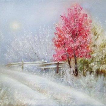 «Зимняя тишина», Расима Валишина
