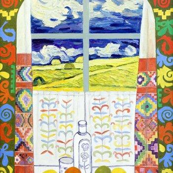 «Три (кита) гения», Фарид Ергалиев