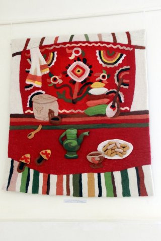 «Летние каникулы»: открытие выставки в галерее «Ижад»