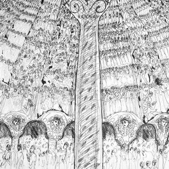 «Звартноц. Храм тысячи ангелов», Юлия Устюгова (Ломова)