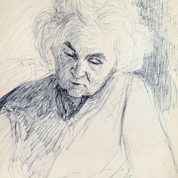 «Портрет», Геннадий Огородов
