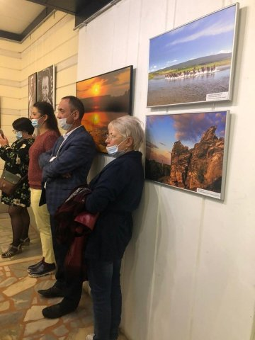 «О Башкортостане с любовью»: открытие фотовыставки Рамиля Кильмаматова