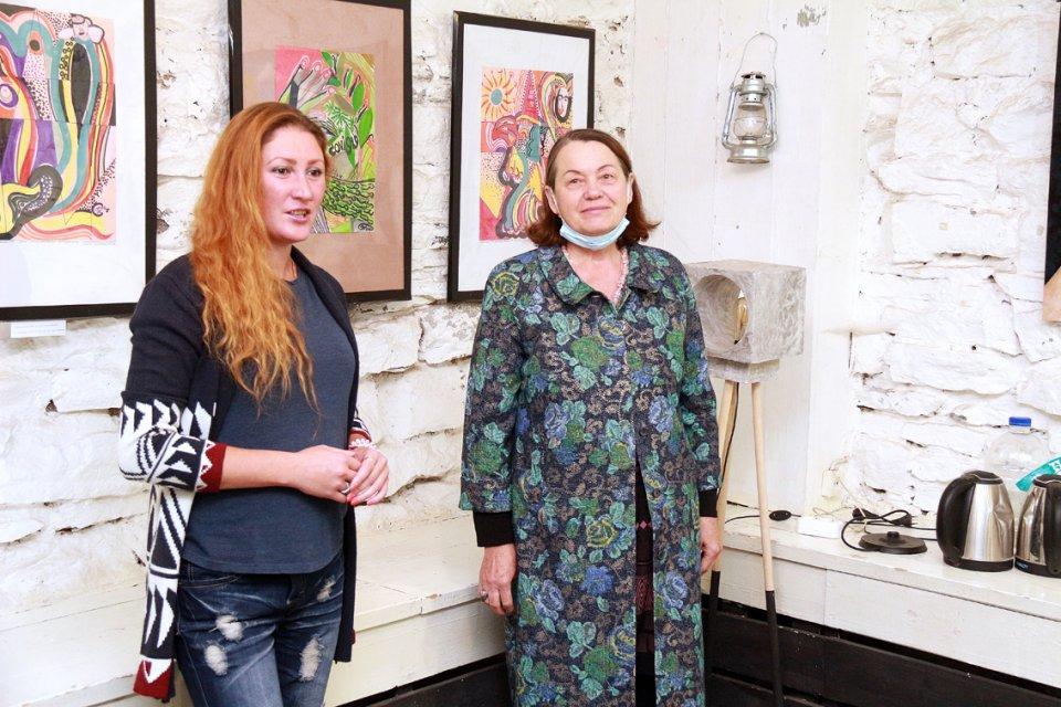 Открылась «Изоляция»: выставка в Музее современного искусства им. Наиля Латфуллина