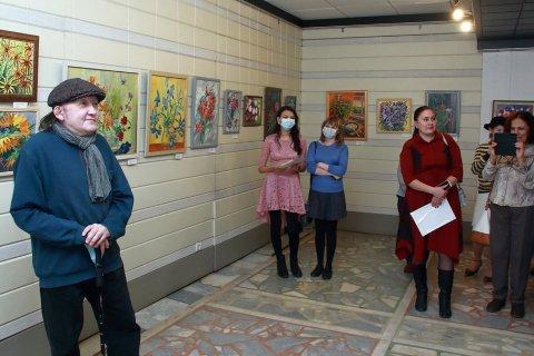 «Цветущее лето-2020»: итоговая выставка интернет-марафона Татьяны Красновой