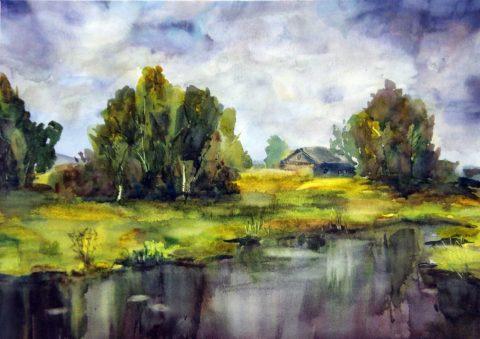 «Летний день», Динара Габбасова