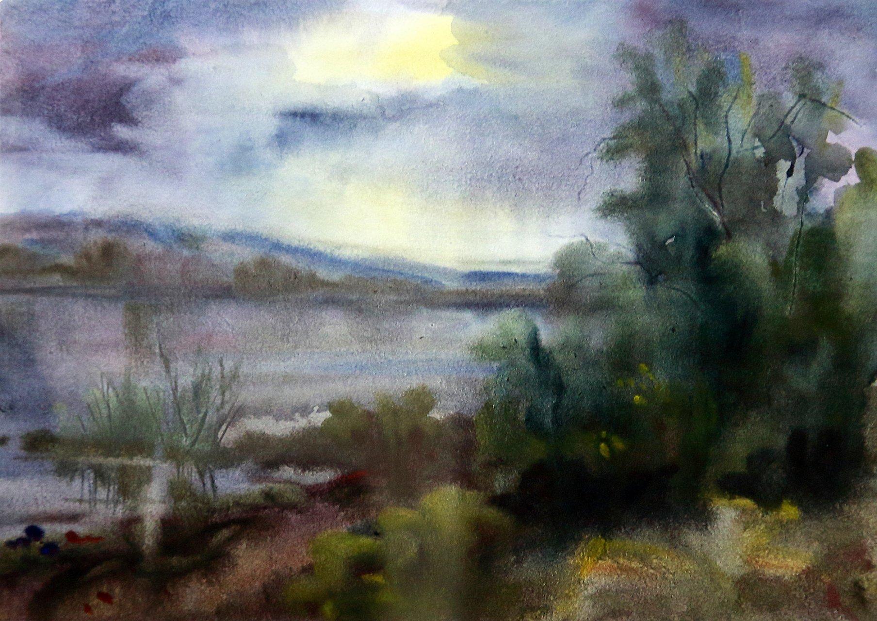 «Река Кама», Марианна Сергеева