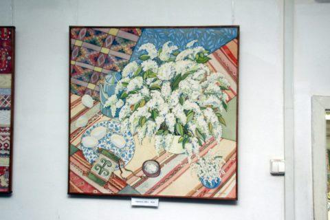 Открытие персональной выставки Ольги Мартьяновой в мемориальном доме-музее А.Э.Тюлькина
