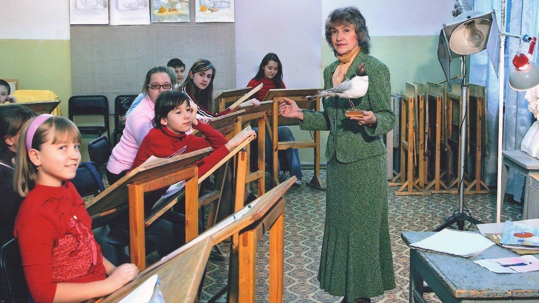Памяти художника и педагога Людмилы Ивановны Пеговой (1946-2020)