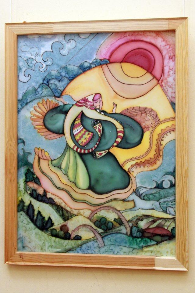 «Путь к мечте»: выставка ремесел в Большом зале Национальной библиотеки им. А.З. Валиди