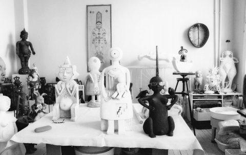 Мастерская Ляли Галеёвой, разные коллекции, 2016 год